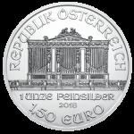Philharmoniker Münze Silber
