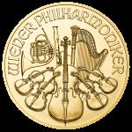 Philharmoniker Münze