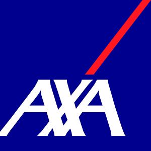 Logo der AXA Versicherung
