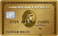 Die American Express Gold Card