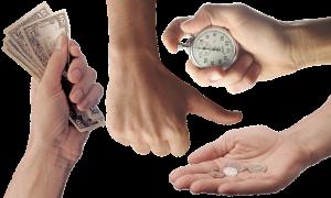 Kreditvermittlung mit Hilfe eines Kreditvermittlers