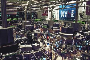 Aktienhandel offline an der New Yorker Börse